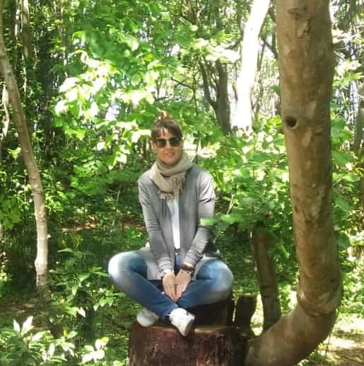 Virginia Jimenez – Reflexología podal y terapias